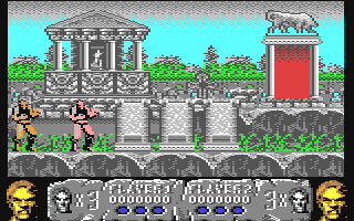 Screenshot for Altered Beast