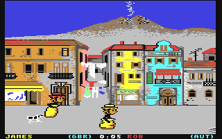Screenshot for Alternative World Games