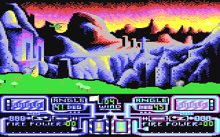Screenshot for Artillery '90
