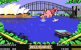 Screenshot for Aussie Games