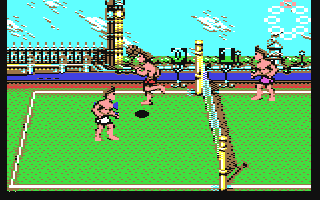 Screenshot for Beach Volley