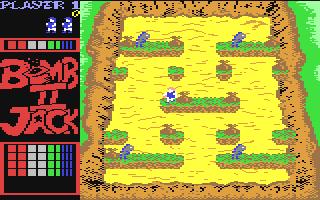 Screenshot for Bomb Jack II