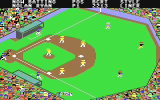 Screenshot for Championship Baseball