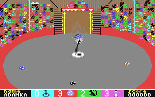 Screenshot for Circus Games