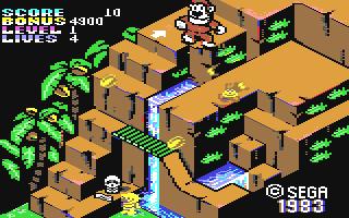 Screenshot for Congo Bongo