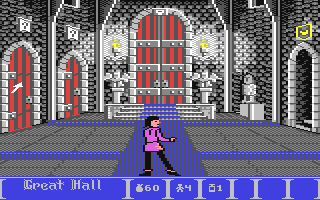 Screenshot for Dark Castle