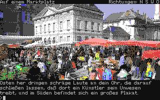 Screenshot for drei Musketiere, Die - Ein Adventure über Schein und Sein