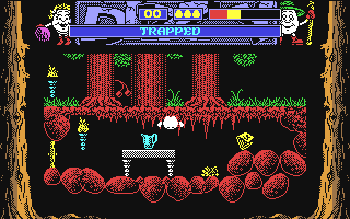 Screenshot for Dizzy - Prince of the Yolkfolk!