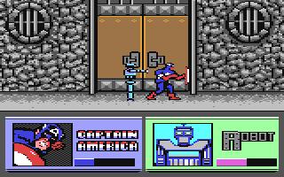 Screenshot for Doctor Doom's Revenge