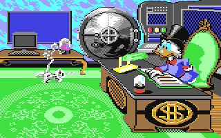 Screenshot for Duck Tales - The Quest for Gold