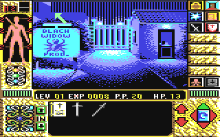 Screenshot for Elvira II