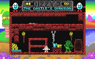 Screenshot for Fantasy World Dizzy