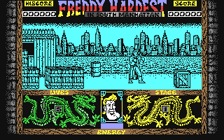 Screenshot for Freddy Hardest in South Manhattan
