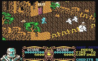 Screenshot for Gauntlet III - The Final Quest