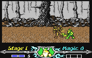 Screenshot for Golden Axe