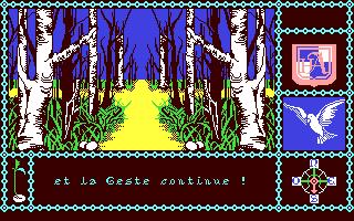Screenshot for Geste d'Artillac, La