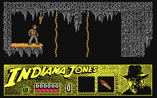 Screenshot for Indiana Jones and the Last Crusade
