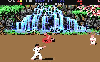 Screenshot for International Karate Ultimate
