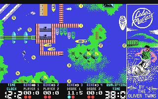 Screenshot for Jet Bike Simulator