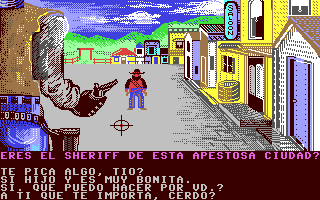 Screenshot for Law of the West