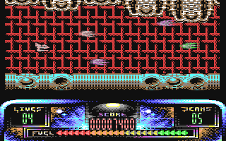 Screenshot for Lethal Zone
