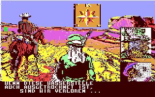 Screenshot for Leut. Blueberry