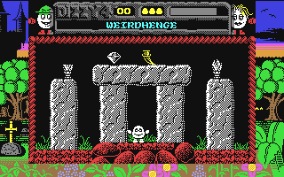 Screenshot for Magicland Dizzy