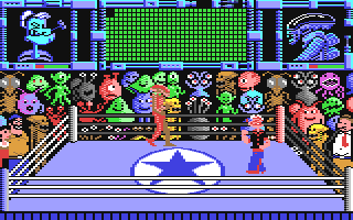 Screenshot for Popeye III - Wrestle Crazy