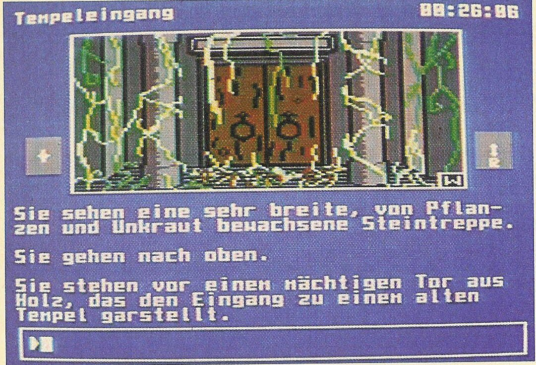 Screenshot for Quo Vadis