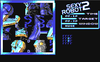 Screenshot for Sexy Robot II