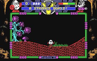 Screenshot for Spellbound Dizzy