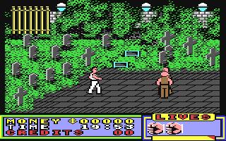 Screenshot for Street Warriors
