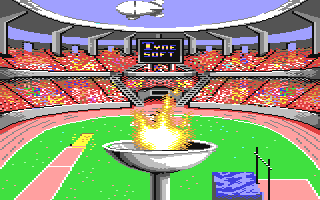 Screenshot for Summer Olympiad
