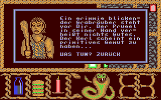 Screenshot for Sysiphus in Ägypten