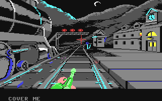 Screenshot for Train, The - Escape to Normandy