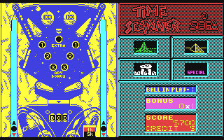 Screenshot for Time Scanner
