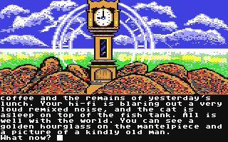 Screenshot for Time and Magik
