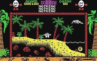 Screenshot for Treasure Island Dizzy