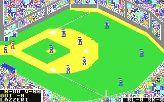 Screenshot for World's Greatest Baseball Game, The