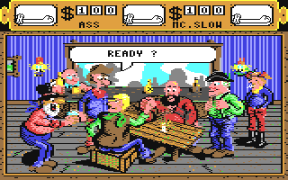 Screenshot for Western Games