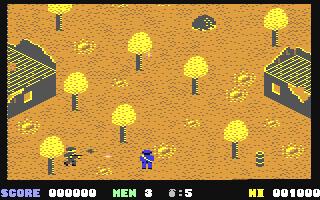 Screenshot for Who Dares Wins II