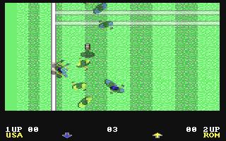Screenshot for World Championship Soccer